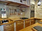 COTES D'ARMOR -PLELAUFF :  Une superbe maison indépendante de 5 chambres, avec un grand pool house avec piscine chauffée! 4/18