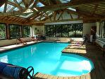 COTES D'ARMOR -PLELAUFF :  Une superbe maison indépendante de 5 chambres, avec un grand pool house avec piscine chauffée! 11/18
