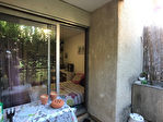 A louer studio meublé parking terrasse 4/5