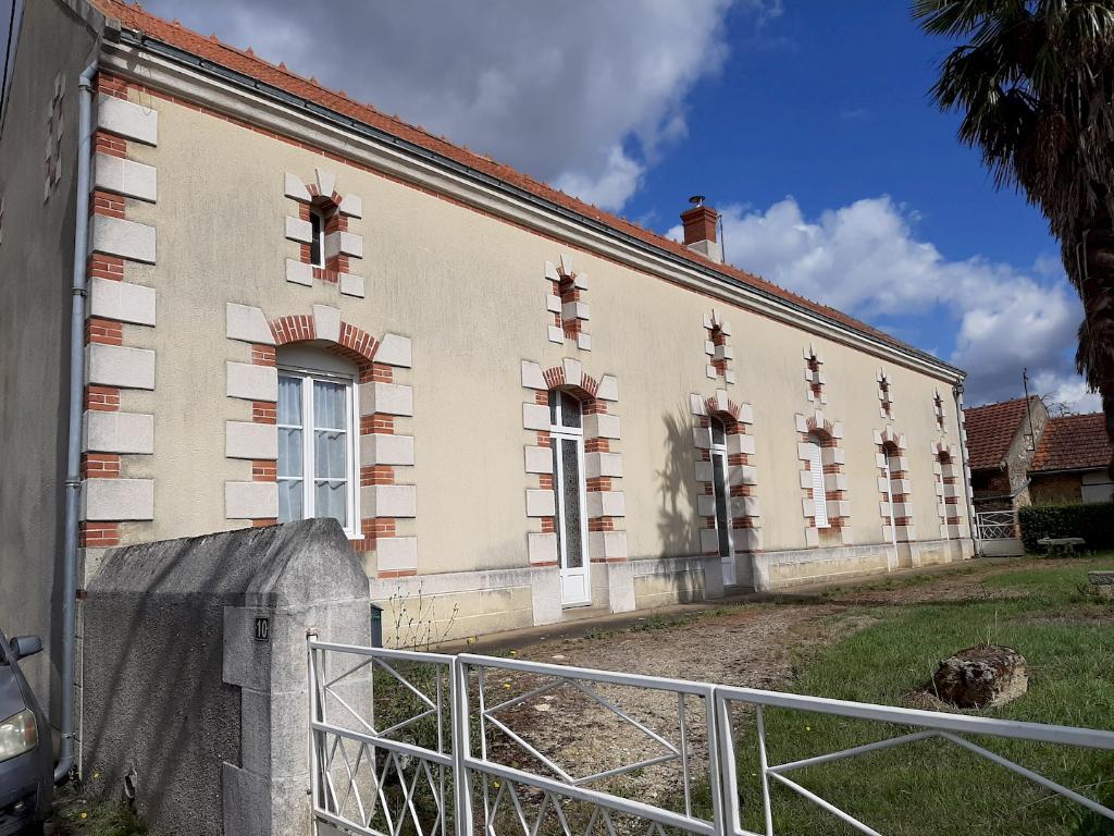 Maison Lys Haut Layon + 110 m2