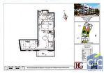 F3 NEUF AVEC BALCON ET PARKING CAEN CHATEAU - RESIDENCE LE CASTLE 12/14