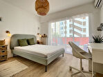 JUAN LES PINS - CENTRE - Appartement 3 pièce(s) 55 m2 - refait à neuf - climatisé 3/10