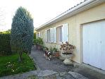 Maison de plain-pied bien entretenue située à 10 mn de Cognac dans un petit village avec boulangerie 8/10