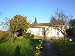 Maison de plain-pied bien entretenue située à 10 mn de Cognac dans un petit village avec boulangerie 10/10