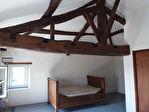 Maison charentaise à moderniser, située dans un parc proche de Jarnac 16/18