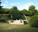 COEUR PERIGORD NOIR, BELLE DEMEURE 17°S.  JARDIN CLOS MURS AVEC PISCINE 5/17