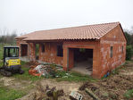 SAINT SAUVEUR MAISON EN CONSTRUCTION SUR 2247 M² DE TERRAIN 2/7