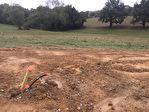Terrain Serres Castet 1260 m2 constructible 3/5