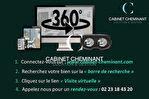A LOUER  A LANCIEUX APPARTEMENT T3 DE 58M2 AVEC EXTERIEUR MEUBLE 10/10
