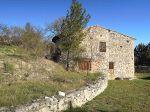 A Gordes maison récente et ancien moulin vendus en vente à terme occupée 2/13