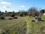 A Gordes maison récente et ancien moulin vendus en vente à terme occupée 13/13