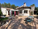 Vaunage villa traditionnelle 5chambres sur 3788m² en pinède 1/18