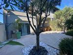 Caveirac,  agréable appartement P3 en rez de jardin avec garage et  terrasse. 4/14