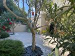 Caveirac,  agréable appartement P3 en rez de jardin avec garage et  terrasse. 6/14