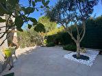 Caveirac,  agréable appartement P3 en rez de jardin avec garage et  terrasse. 12/14