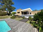 Villa d'architecte, 3 chambres, piscine, sur 1790m² de terrain 1/16
