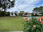 Villa d'architecte, 3 chambres, piscine, sur 1790m² de terrain 14/16