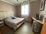 Vaunage, appartement de standing 2 chambres, terrasse, parking 4/6