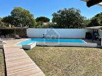 Villa 4 chambres, piscine, sur un parcelle de 1350 m² 1/11