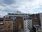 Rue Montcalm - Studio vendu occupé  de 20,63 m² au 6éme et dernier étage 8/10