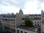 Rue Gay Lussac - 3 p meublés -  6éme et Dernier étage - vue Panthéon 1/7