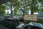 16è Grand studio non meublé refait à neuf avec vue sur Seine 7/9