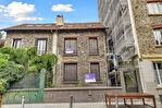 PUCE SAINT OUEN - MAISON  loué en LOCAL COMMERCIAL 76 m² + véranda 16 m² + cour 99 m² 1/13