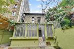 PUCE SAINT OUEN - MAISON  loué en LOCAL COMMERCIAL 76 m² + véranda 16 m² + cour 99 m² 8/13