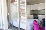 MENTON GARAVAN - STUDIO 18 m2 A LOUER 5/7