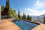 Roquebrune Cap Martin Villa de 300 m² avec piscine 1/12