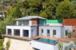 Roquebrune Cap Martin Villa de 300 m² avec piscine 2/12