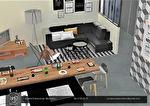 APPARTEMENT CAVAILLON - 3 pièce(s) - 56 m2 7/9