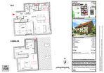 Appartement  3 pièce(s) 71.31 m2 2/4