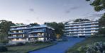 Attique de 145m² + terrasse 192m² avec vue lac à vendre à EVIAN LES BAINS 1/11