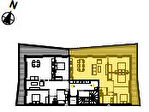Appartement F3 à vendre à EVIAN LES BAINS - Vue lac 4/7