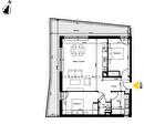 Appartement F3 à vendre à EVIAN LES BAINS - Vue lac 3/7