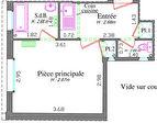 Studio de 20m² - Convention 9/10