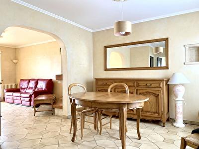 Maison de plus de 125m2 habitable sur un terrain de plus de 900m2 au Lion d'Angers
