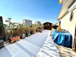 Appartement F3 dernier étage avec grande terrasse PLEIN SUD, LES PAVILLONS SOUS BOIS 1/12