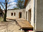 Maison BIOCLIMATIQUE en ossature BOIS, et isolation PAILLE. 3/5