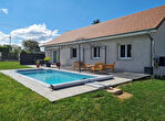 Villa La Batie Montgascon 5 pièce(s) 118 m2 1/6