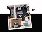 A VENDRE Appartement T2 neuf, ALBI, avenue Gambetta 1/7