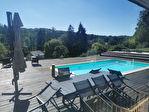 Villa avec piscine 17/18