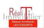 Maison d'architecte Les Essarts 145 m2 1/1