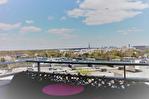 SAINT-CLOUD - VILLAGE - DUPLEX  VUE PARIS -131m² 5chs - TERRASSES 2/5