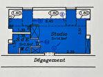 PARIS 8ème - PARC MONCEAU - St AUGUSTIN - 22.06 m2 utile dont 17.05 LC 2/9