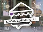 Local commercial Saint Nazaire 114m² 1/2