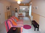 Proche centre, appartement de type 1 avec terrasse et parking 1/4