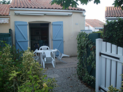 VILLA LA TRANCHE SUR MER - 2 pieces - 29 m2