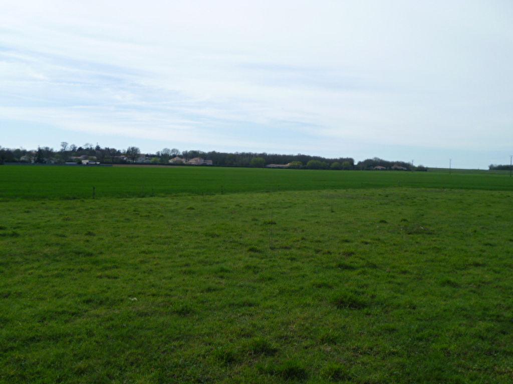 Terrain de plus de 1800 m² secteur Chasnais